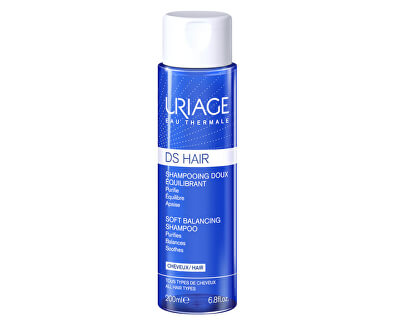 Șampon echilibrant DS Hair (Soft Balancing Shampoo) 200 ml