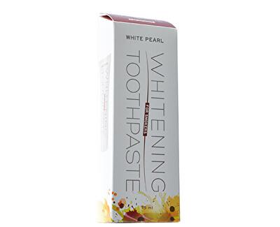 Bělicí pasta pro kuřáky Pearl White (Whitening Toothpaste for Smookers) 75 ml