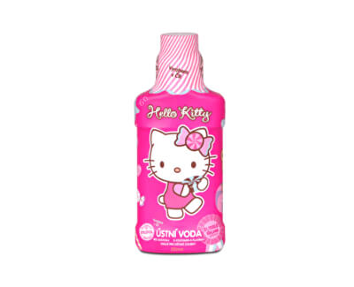 Ústní voda Hello Kitty 250 ml