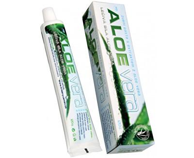 VitalCare Zubní pasta White Pearl Aloe Vera 120 g