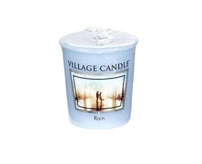 Village Candle Aromatická votívny sviečka Dážď (Rain) 57 g