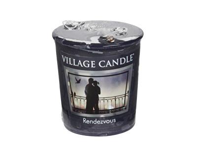 Village Candle Aromatická votívny sviečka Rande (Rendezvous) 57 g