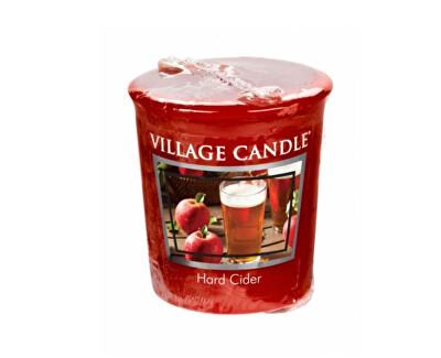 Village Candle Aromatická votívny sviečka s jedným knôtom Jablkový cider (Hard Cider) 57 g