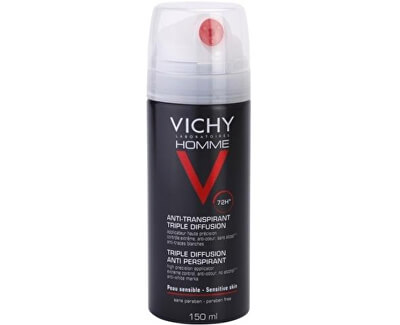 Deodorant ve spreji 72h Homme (Triple Diffusion Anti Perspirant) 150 ml