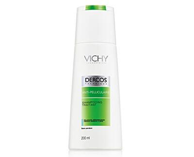 Šampon proti lupům pro normální až mastné vlasy Dercos