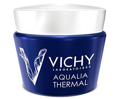 Intenzivní noční péče proti známkám únavy Aqualia Thermal Night Spa (Replenishing Anti-Fatigue Cream-Gel) 75 ml