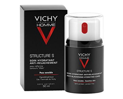 Vichy Hydratační protivrásková péče pro muže Structure S (Anti-Slackening Hydrating Care) 50 ml