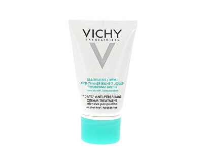 Vichy Krémový deodorant bez alkoholu (7 Days Anti-Perspirant Cream Treatment) 30 ml