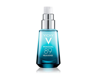Posilňujúce a vypĺňajúci Hyaluron-Booster na očné okolie (Eye Cream) 15 ml