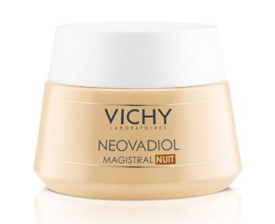Balsam de relipidare pe timp de noapte pentru refacerea densității pielii Neovadiol Magistral Nuit 50 ml