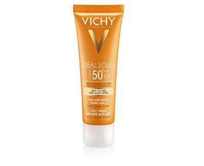 Vichy Ochranný krém proti pigmentovým skvrnám SPF 50+ Idéal Soleil 50 ml