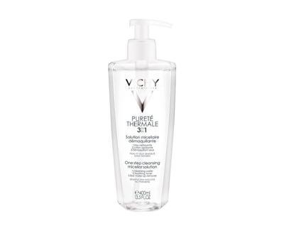 Vichy Odličovací micelární voda na citlivou pleť a oči Purete Thermale 400 ml