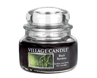 Village Candle Vonná svíčka ve skle Bambus (Black Bamboo) 269 g