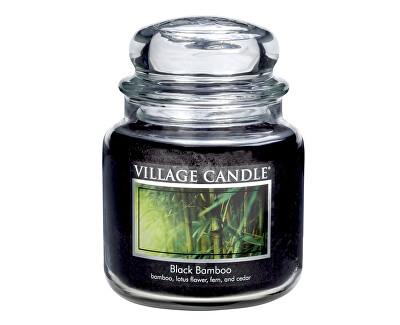 Vonná svíčka ve skle Bambus (Black Bamboo) 397 g