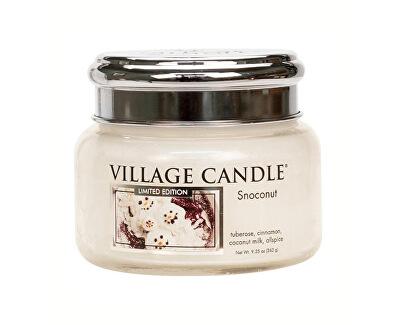 Vonná svíčka ve skle Kokosový sníh (Snoconut) 262 g