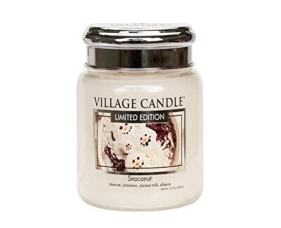 Vonná svíčka ve skle Snoconut 389 g