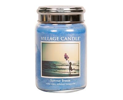 Vonná sviečka v skle Letné vánok (Summer Breeze) 645 g
