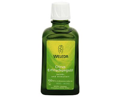 Citrusový osvěžující olej 100 ml