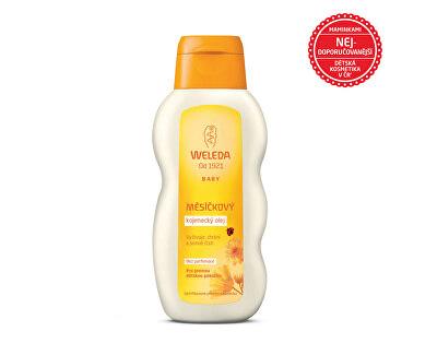 Měsíčkový kojenecký olej 200 ml - SLEVA - ulomené víčko