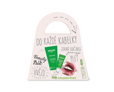 Sada kosmetiky Skin Food do každé kabelky 30 ml + 8 ml