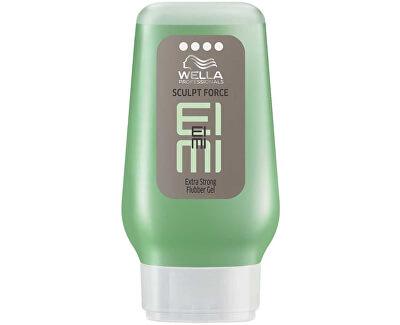 Wella Professional Extra silný kreativní gel EIMI Sculpt Force 125 ml