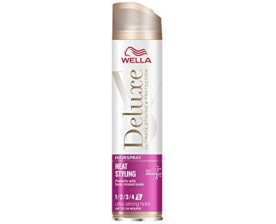 Lak na vlasy Deluxe Heat Styling (Hairspray) 250 ml