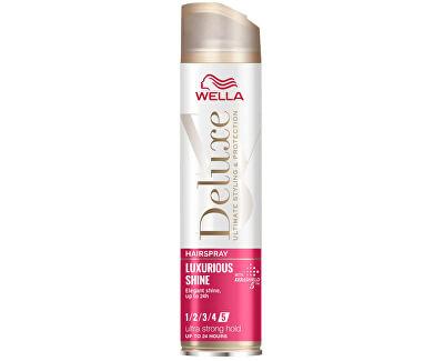 Lak na vlasy Deluxe Luxurious Shine (Hairspray) 250 ml