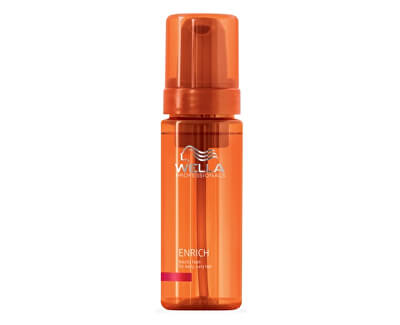 Wella Professional Pěna na vlnité vlasy Enrich (Bouncy Foam For Wavy, Curly Hair) 150 ml