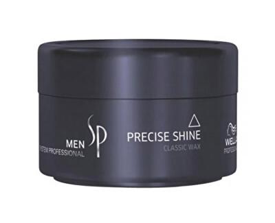 Ceara de modelare pentru par SP MEN (Precise Shine Classic Wax) 75 ml