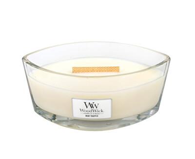 WoodWick Vonná svíčka loď Mint Truffle 453 g
