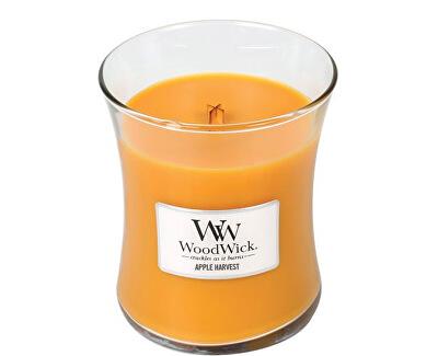WoodWick Vonná svíčka váza Apple Harvest 275 g