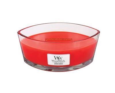 Vonná svíčka loď Crimson Berries 453,6 g