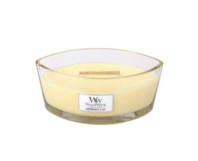 Vonná svíčka loď Lemongrass & Lily 453 g