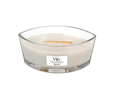Vonná svíčka loď Warm Wool 453 g