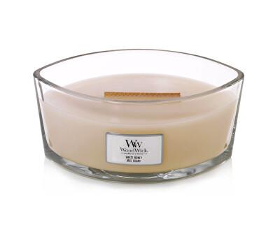 Vonná svíčka loď White Honey 453,6 g