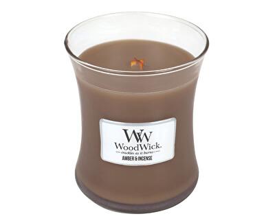 Vonná svíčka váza Amber & Incense 275 g