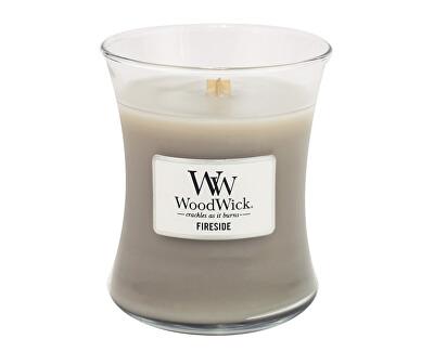 Vonná svíčka váza Fireside 275 g