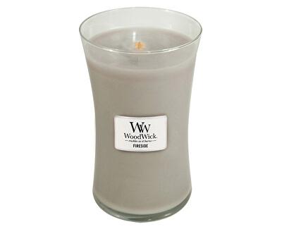 Vonná svíčka váza Fireside 609,5 g - SLEVA - chybí etiketa