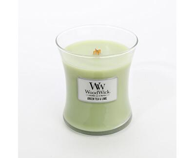 Vonná svíčka váza Green Tea & Lime 275 g