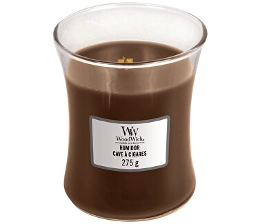 Vonná svíčka váza Humidor 275 g