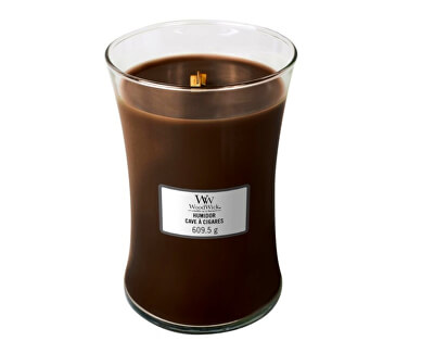 Vonná svíčka váza Humidor 609,5 g