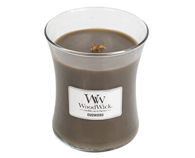 Vonná svíčka váza Oudwood 275 g