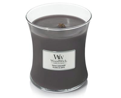 Vonná svíčka váza Suede & Sandalwood 275 g