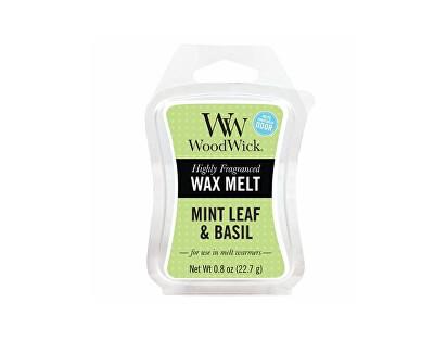 Vonný vosk Mint Leaf & Basil 22,7 g