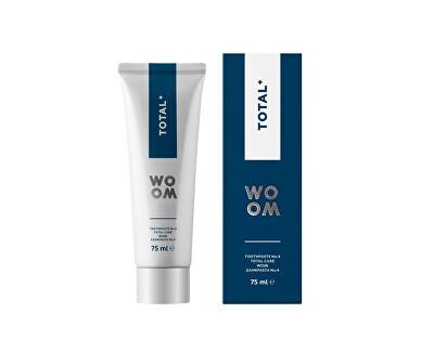 Pastă de dinți pentru îngrijirea complexă TOTAL+ (Toothpaste No.4 Total Care) 75 ml