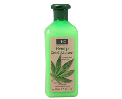 Balsam de păr cu ulei de cânepă XHC (Conditioner) 400 ml