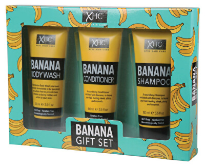 Kosmetická sada vlasové péče Banana