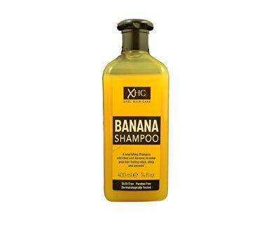 Vyživující šampon s vůní banánů (Banana Shampoo) 400 ml
