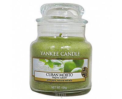 Yankee Candle Aromatická sviečka Classic malý Cuban Mojito 104 g