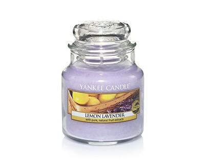 Yankee Candle Aromatická sviečka Classic malý Lemon Lavender 104 g
